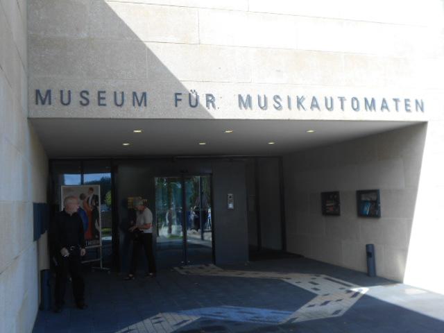 Museum Musikautomaten