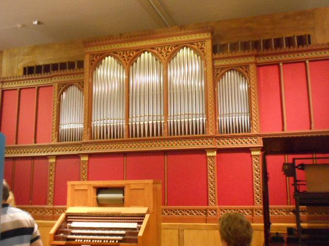 Britanni-Orgel