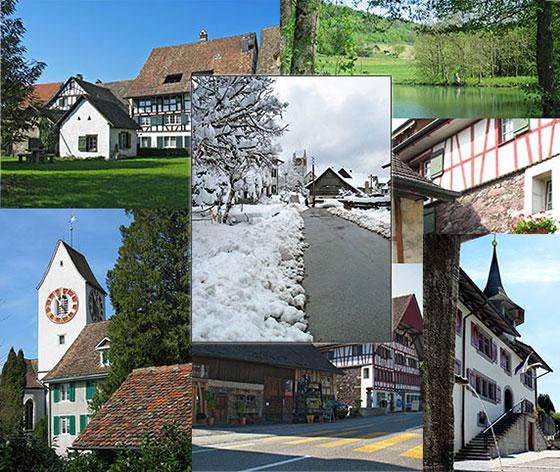 Impressionen aus Weiningen