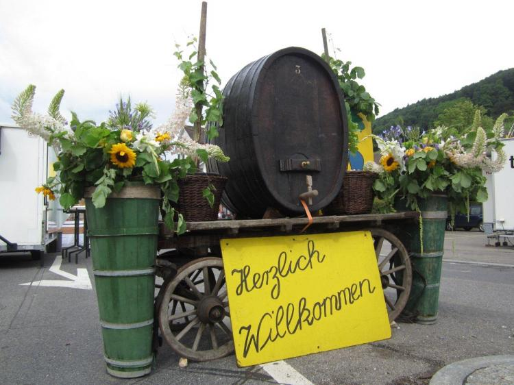 Willkommen in Weiningen